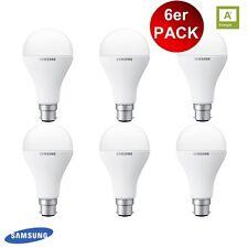6x Samsung Lámpara LED B22d 12,2w = 75w 2700k 1100lm Bombilla Lámpara 251051