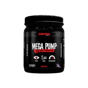 Conteh Sports Mega Pump Pre Workout 387g