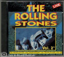 THE ROLLING STONS - VOL. 2 LIVE (SIGILLATO)