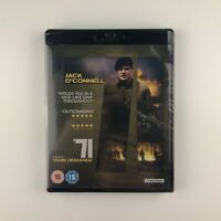 '71 (Blu-ray, 2014) *New & Sealed*