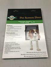 Petsafe Pet Screen Door Model P1-Zb-11 / New