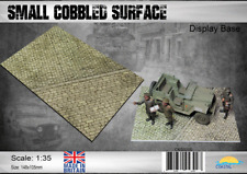Coastal Kits  1:35 Scale Small Cobbled Surface Display Base