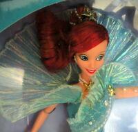 Disney ARIEL LITTLE MERMAID Barbie Doll 1990s FILM PREMIER NOS NRFB