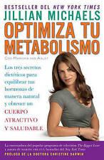 Optimiza tu metabolismo: los tres secretos Dieteticos para en tus..