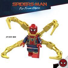 Spider Man Far From Home Marvel Avengers London Bridge Custom Lego Mini Figure