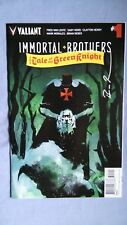 Immortal Brothers: The Tale Of The Green Knight #1 Signed: Brian Keber