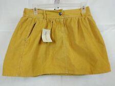 Woman's corduroy mini skirt NEW w/ tags London Jean NWT