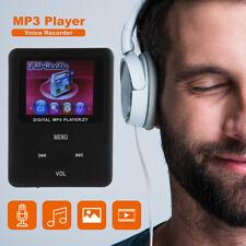 Mini LCD Screen Digital MP3 MP4 Music Player Walkman Video Play FM Radio AC1800