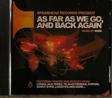 SPEARHEAD RECORDS - As Far As We Go And Back Again CD - Alix Perez / S.P.Y