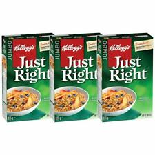 Kellogg's Just Right Cereal, 935g/33oz, 3-Pack (Imported from Canada)