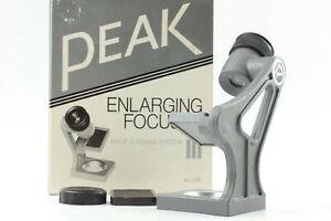 [ MINT in Box ] Peak Enlarging Focuser III Type iii For Dark Room From JAPAN