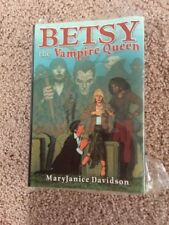 Betsy The Vampire Queen By Mary Janice Davidson