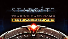 STARGATE TCG CCG RISE THE ORI MISSION CARD Accompany Documentary Crew #109
