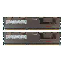 16GB Kit 2x 8GB HP Proliant BL680C DL165 DL360 DL380 DL385 DL580 G7 Memory Ram