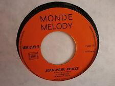 JEAN PAUL CHAZE Moineaux parisiens / mousseline MM 5145 ACCORDEON MUSETTE