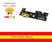CONECTOR CARGA ORIGINAL USB Y MICROFONO PARA BQ AQUARIS M5.5 M5,5