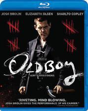 Oldboy (Blu-ray Disc, 2014, Canadian)