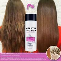 Magical Keratin Hair Treatment Mask Repairs Damage Shiny Hair D0M2