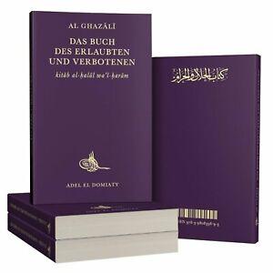 Das Buch des Erlaubten und Verbotenen – Al Ghazali Islam Koran Muslim