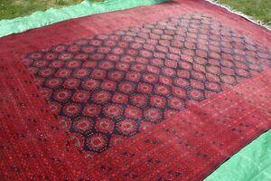 £4000 John Lewis Khal Mohammadi Afghan veg dye hand knotted wool 380 x 250 cm