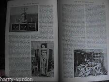 Scotland Yard Police Eisenbahn Lost Property Office seltene Viktorianische Artikel 1895