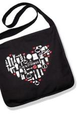 New Sephora Beauty Insider Cloth Tote Crossbody Bag Heart Makeup