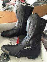 Stivali Speed Ducati Taglia 40 - BOOTS SPEED BLACK 40 DUCATI