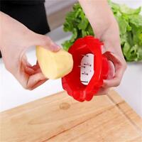 Vegetable Slicer Food Cutter Kitchen Chopper with Peeler Hand Protector 6L