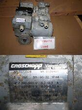 Croschopp   40 w  24 min getriebemotor DM 90-30  Gearbox  E 13