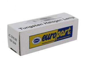 europart Halogenlampe JC 12V 50W GY6.35