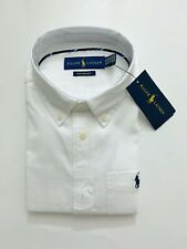 New Polo Ralph Lauren Big Boys Button Up Shirt Choose Size MSRP $45