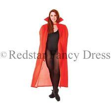 Complementos de color principal rojo de poliéster para disfraces y ropa de época de vampiros