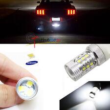 White High Power 3535-SMD LED Backup Reverse Light Bulb For 15-up Ford Mustang