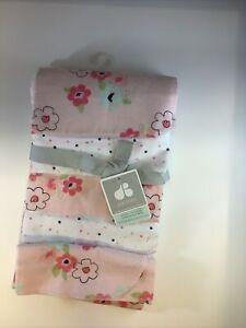 4 Receiving Blankets