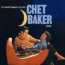 CHET BAKER - IT COULD HAPPEN TO YOU   VINYL LP NEU