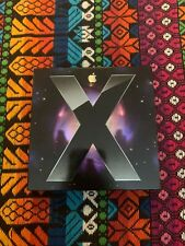 APPLE MAC OS X LEOPARD (VERSION 10.5) RETAIL INSTALL DVD MB021Z/A