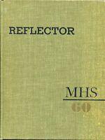 MEHLVILLE HIGH SCHOOL, ST LOUIS, MISSOURI YEARBOOK - REFLECTOR - 1960