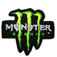 Yamaha Kawasaki Motocross Racing Monster Iron on Shirt Jacket Suit Patch