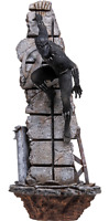 MARVEL Chadwick Boseman as Black Panther Statue Scale 1:10 Iron Studios Sideshow