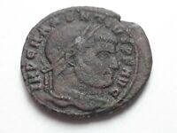 Maxentius A.D.306-312 AE follis  25mm THE DIOSCURI