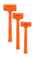 ABN Dead Blow Hammer Pound Mallet with Non-Marring Rubber Coating