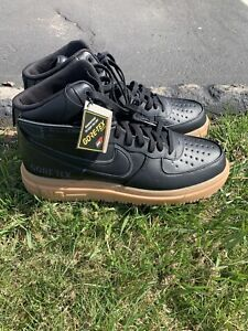 Nike Air Force 1 High GoreTex Boot Anthracite CT2815-001 Men's Size 17 Big Tall