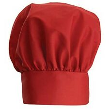 Winco Ch-13Rd, Red Chef Hat