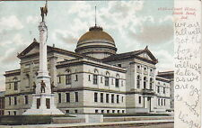 Court House, South Bend,  IN, Pre-Linen Postcard
