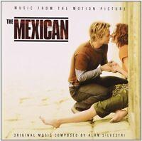 Alan Silvestri Mexican (soundtrack, 2000) [CD]