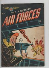 THE AMERICAN AIR FORCES # 4 (1945) Hara Kiri, Photo Articles Japan WW2 - Bataan