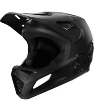 Fox Racing Rampage Helmet [Black/Black] M