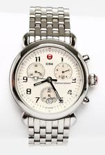 MICHELE 'CSX-36' Chronograph Watch Case & 18mm Bracelet 0109
