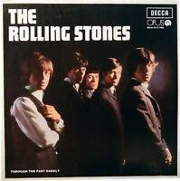 The Rolling Stones. Through the Past darkly. OPUS/ CSSR. 1983. EX-NM/ VG. RAR!