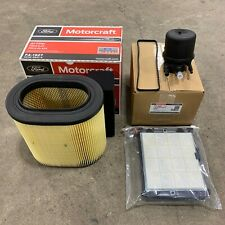 Engine Air Filter for 2016-2017 Ford f150 2008-2017 Ford F350 Super Duty